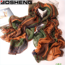 Warm Large Fall Winter Cotton Female Shawls and Scarves